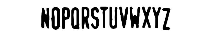 Swede-Trauma Font UPPERCASE