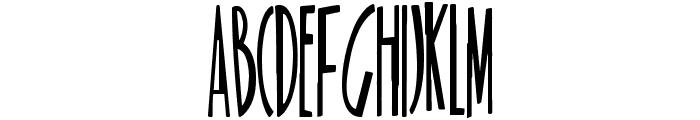 Sweet Blur Font UPPERCASE