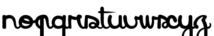 Sweet Dreamz Font LOWERCASE