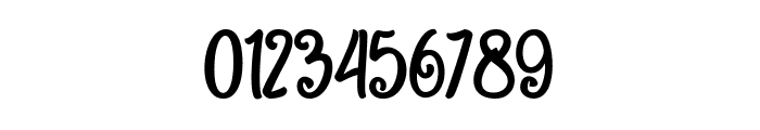 Sweet Peas Font OTHER CHARS