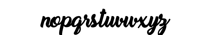 Sweet Sensations Personal Use Font LOWERCASE
