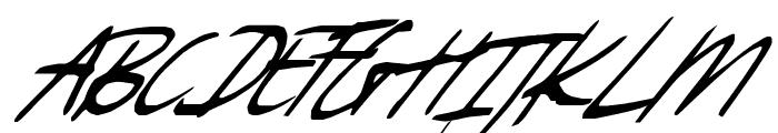 Sweet Steeffie Font UPPERCASE