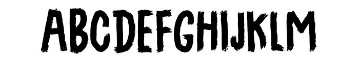 Swingdevil DEMO Regular Font UPPERCASE