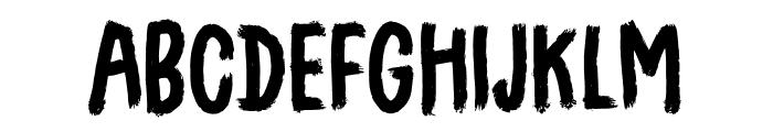 Swingdevil DEMO Regular Font LOWERCASE