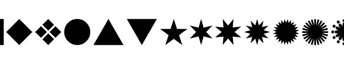 SwishButtons Font LOWERCASE
