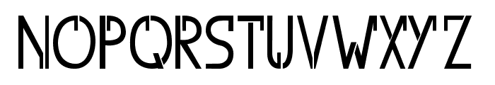 Switch Regular Font UPPERCASE