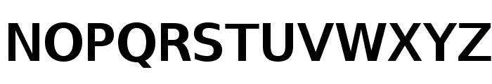 SwitzeraADF-Bold Font UPPERCASE