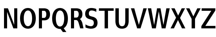 SwitzeraADF-BoldCond Font UPPERCASE