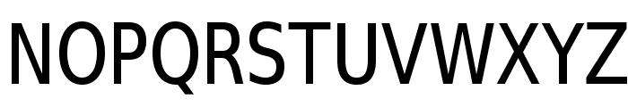 SwitzeraADF-Cond Font UPPERCASE