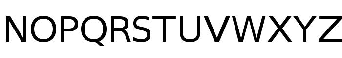 SwitzeraADF-Ext Font UPPERCASE