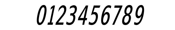 SwitzeraADF-LightCondItalic Font OTHER CHARS