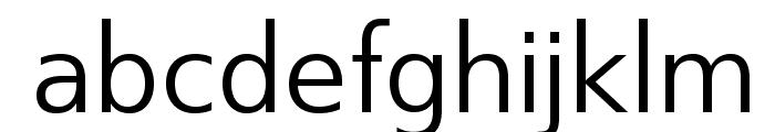 SwitzeraADF-Light Font LOWERCASE