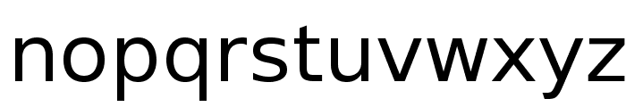 SwitzeraADF-Regular Font LOWERCASE
