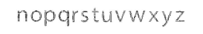 Sword of Circuits-Regular Font LOWERCASE