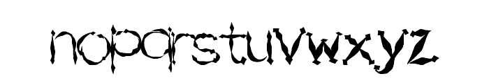 SwordFighting Font UPPERCASE