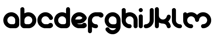 sweetest Font LOWERCASE
