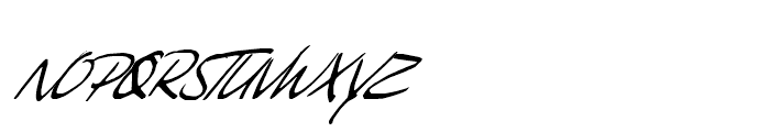 Sweet Steeffie Regular Font UPPERCASE