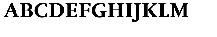 Swift Heavy Font UPPERCASE