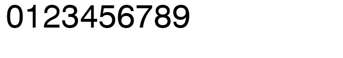 Swiss 721 Hebrew Roman Font OTHER CHARS
