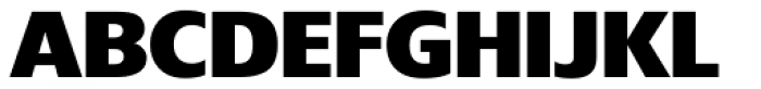 Swank Gothic Bold Font UPPERCASE