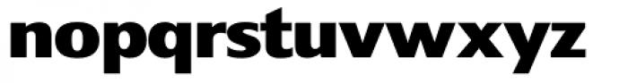 Swank Gothic Bold Font LOWERCASE