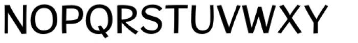 Sweater School Regular Font UPPERCASE