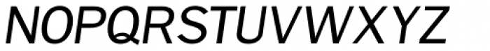 Sweck Italic Font UPPERCASE