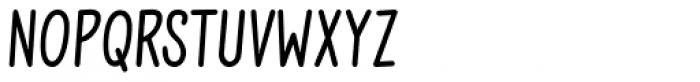 Sweet Melody Medium Font UPPERCASE