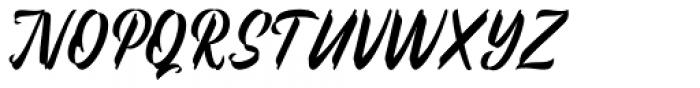 Sweet Pancake Font UPPERCASE