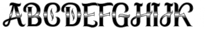 Sweet Rum Regular Font UPPERCASE