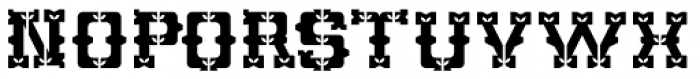 Sweet Valley Font UPPERCASE