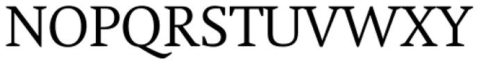 Swift Light Cyrillic Font UPPERCASE