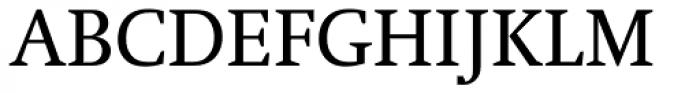 Swift Std Regular Font UPPERCASE