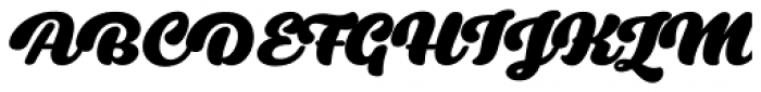 Swiftel Base Font UPPERCASE