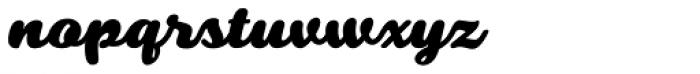 Swiftel Base Font LOWERCASE
