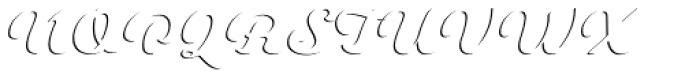 Swiftel Shine Font UPPERCASE