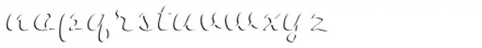 Swiftel Shine Font LOWERCASE