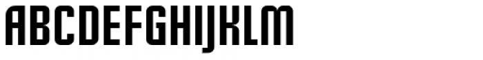 Swing Bill Regular Font UPPERCASE