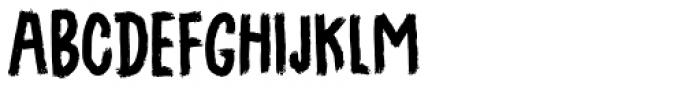 Swingdevil Font UPPERCASE