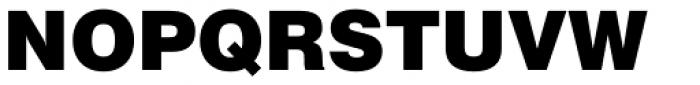 Swiss 721 Black Font UPPERCASE
