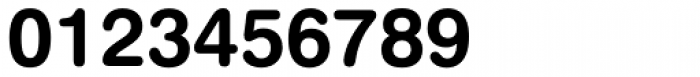 Swiss 721 Bold Rounded Font OTHER CHARS