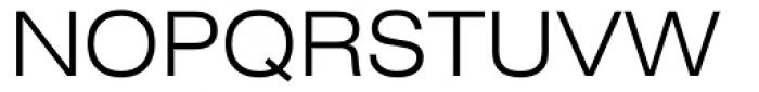 Swiss 721 Extended Light Font UPPERCASE