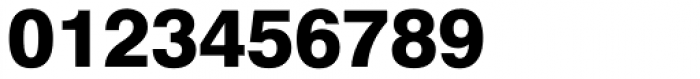 Swiss 721 Heavy Font OTHER CHARS