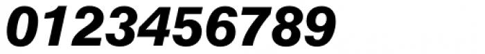 Swiss 721 Std Heavy Italic Font OTHER CHARS