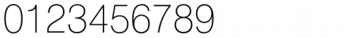 Swiss 721 Thin Font OTHER CHARS