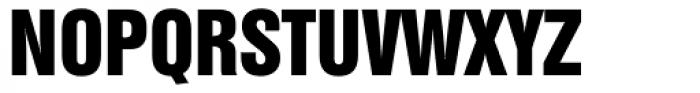 Swiss 921 Font UPPERCASE