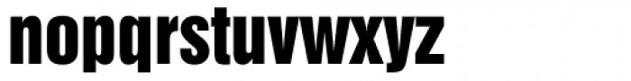 Swiss 921 Font LOWERCASE