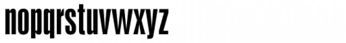 Swiss 924 Font LOWERCASE