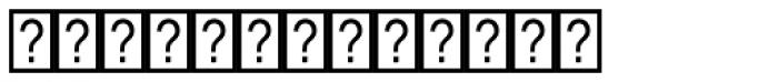 Swissra Medium Font UPPERCASE