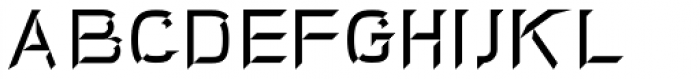 Sworded Bright Font UPPERCASE